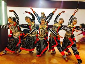 Group Dance Ist in state youth festival - Copy